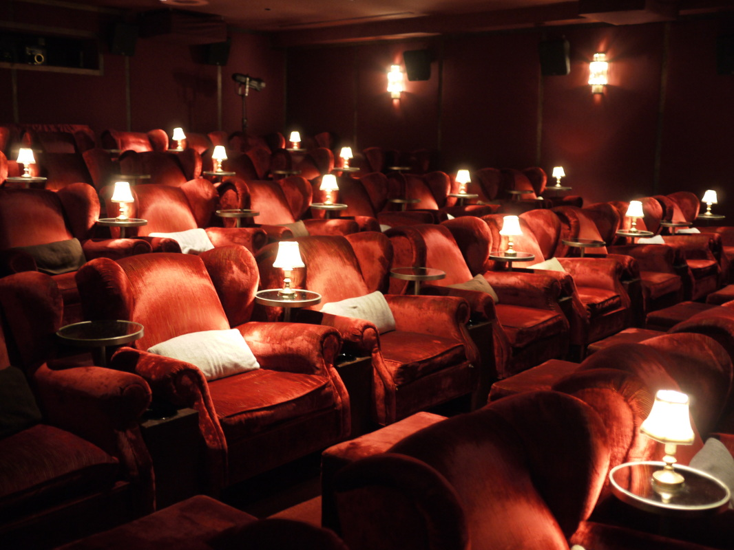 Soho Screening Room - Soho House Location Images